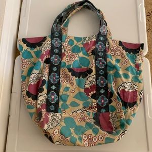 Billabong Fabric Satchel Bag